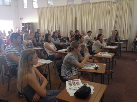 Masse informasjon!! Intro seminar!
